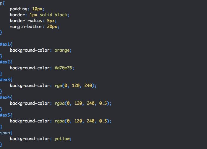 L'héritage du background-color en CSS