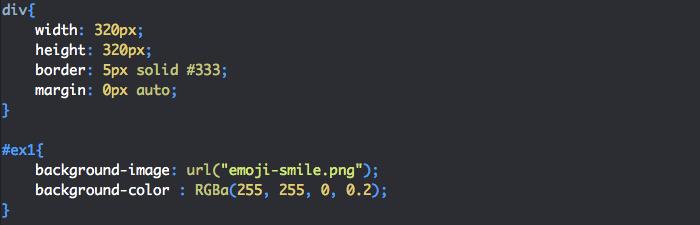 Utilisation de la propriété CSS background-repeat