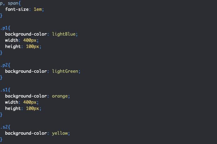 Exemple d'utilisation des propriétés CSS width et height