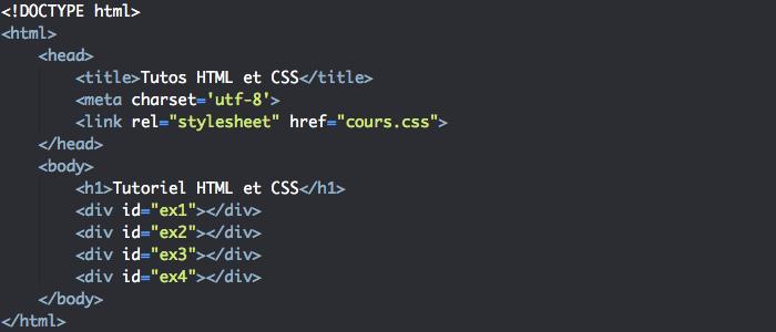 Support HTML pour l'utilisation de la propriété CSS background-clip