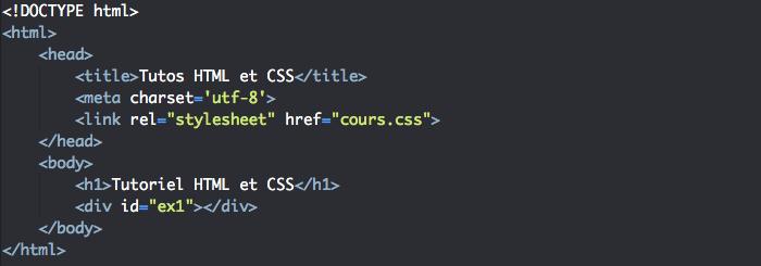On souhaite appliquer différentes images de fond avec des comportements de répétition différents à nos éléments HTML