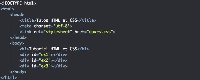 On veut régler la façon dont l'image de fond couvre l'élément HTML