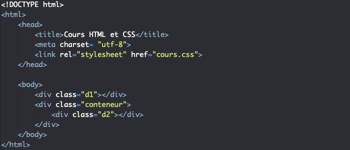 Support HTML création de diaporama avec effet de fondu en HTML et CSS