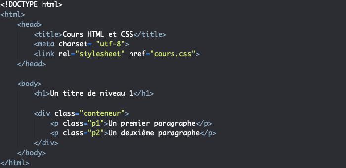 Support HTML centrer un élément dans son parent avec margin en CSS