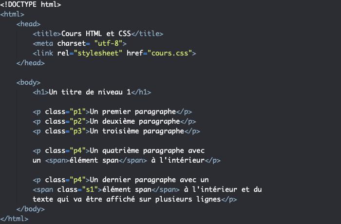 Support HTML impact padding sur autres éléments