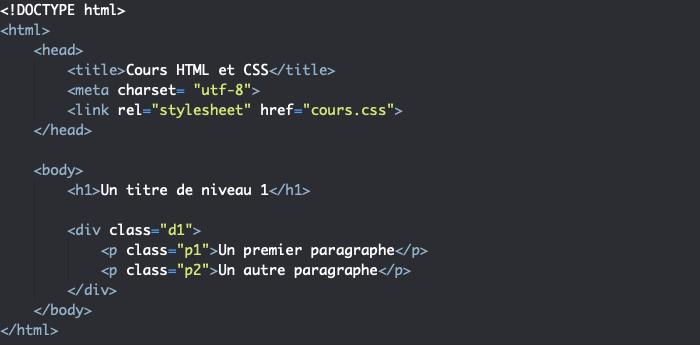 Support HTML exemple ajout width padding border et dépassement en CSS