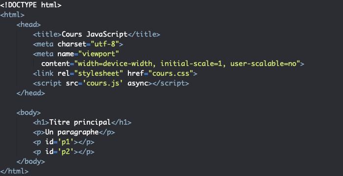 Valeurs de retour et instruction return dans une fonction JavaScript
