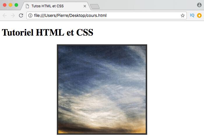 On ajoute plusieurs images de fond à un élément HTML avec background-image