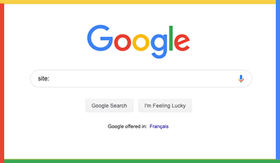 Recherche avancée Google