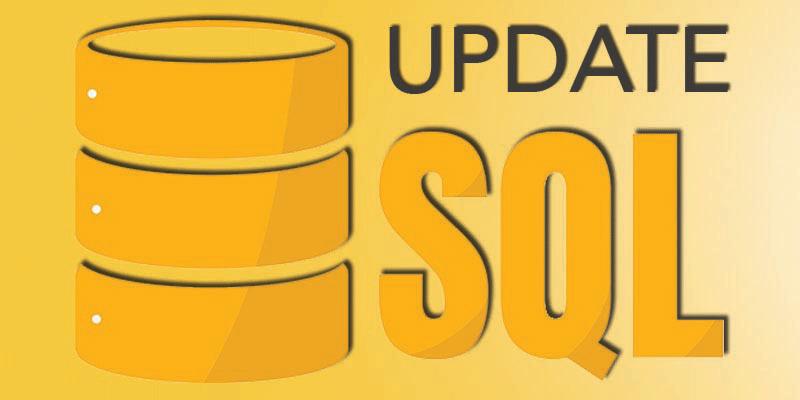 Mise à jour de données en base de données avec SQL UPDATE