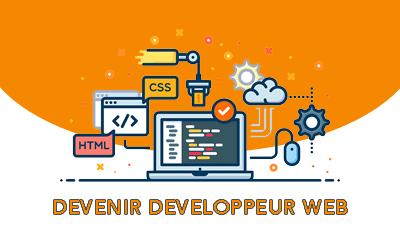 Comment devenir développeur web en 2019