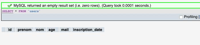Requête SQL DELETE pour supprimer des données dans une table via PDO PHP