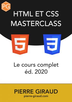Livret PDF cours HTML et CSS