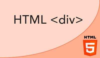 La balise HTML div - Référence éléments